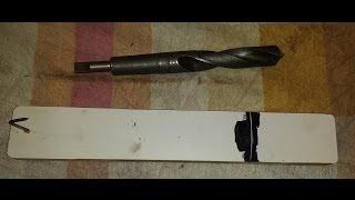 Diy Drill Sharpening Jig