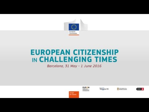 European Citizenship in Challenging Times: Remembrance. Opening and Keynote by Andreas Huyssen