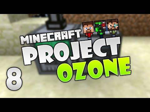 Project Ozone 2 - Minecraft HQM - 8 - Factorization... finally!