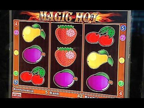 Celnicy kontra nielegalny hazard i 1281 nielegalnych automatów