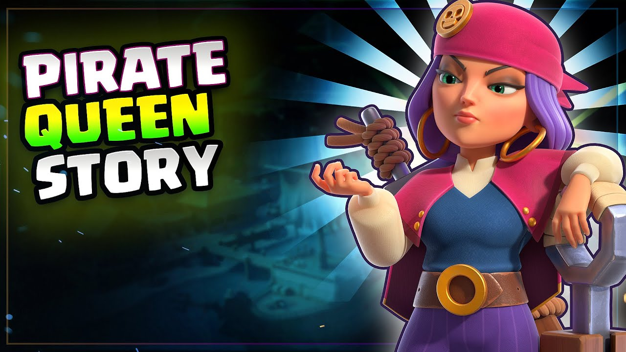 """PIRATE QUEEN "" STORY  