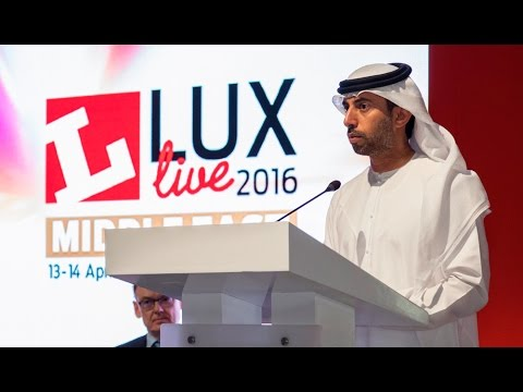 LuxLive Middle East moves to Dubai for 2017!