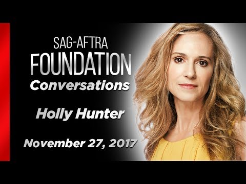 Conversations with Holly Hunter