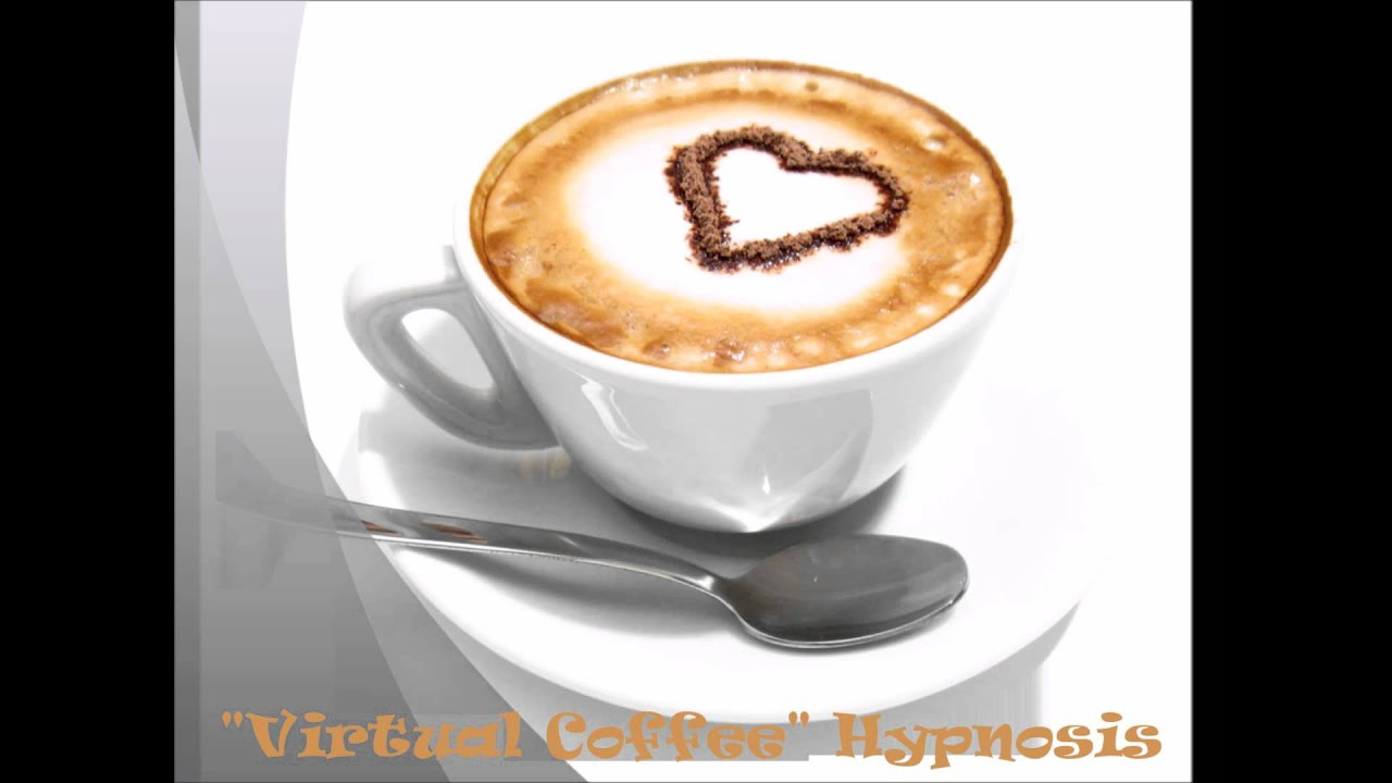 Virtual Coffee Hypnosis - 8 minutes to more energy, focus and motivation!