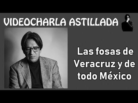 Julio Astillero. Las fosas de Veracruz y de todo México.