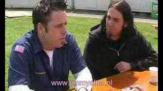Interview with Q-Ball & Lüpüs at the Pinkpop Festival 2006