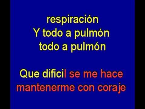 Todo a Pulmón  -  Miguel Rios -  karaoke   Tony Ginzo