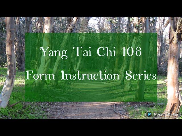 thumbnail image for (75/93) Yang Tai Chi 108 Form: Step Back and Repulse the Monkey ~ Left (Yang Shi #Taijiquan)  #Taiji
