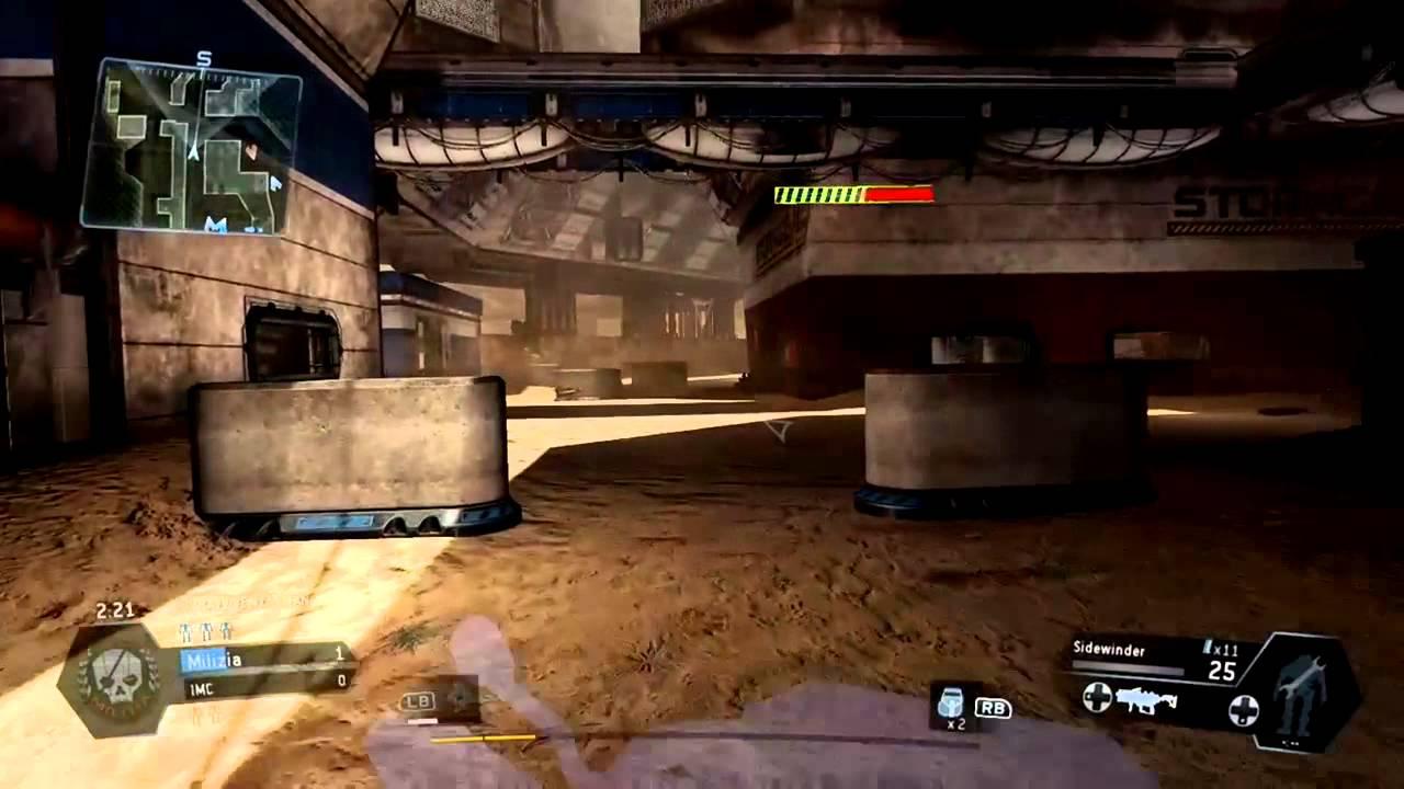 Titanfall recuperare lista matchmaking