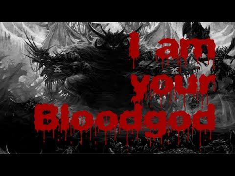 Bloodgod: Bloodgod (official lyric video)