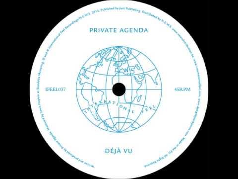 Private Agenda - Freefalling