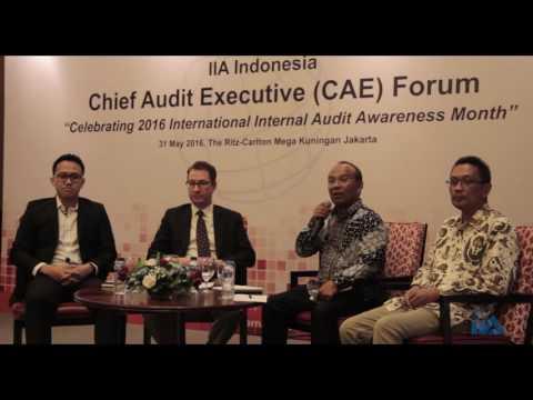 IIA Indonesia Chief Audit Executive (CAE) Forum 2016