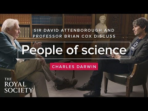 People of Science with Brian Cox  Sir David Attenborough