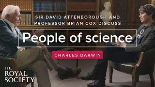 People of Science with Brian Cox - Sir David Attenborough on Charles Darwin