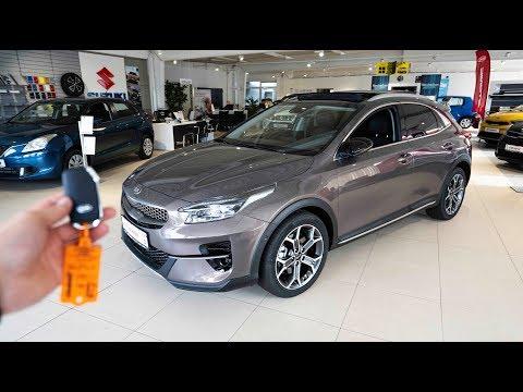 2020 Kia XCEED 1.6 T-GDI Platinum Edition