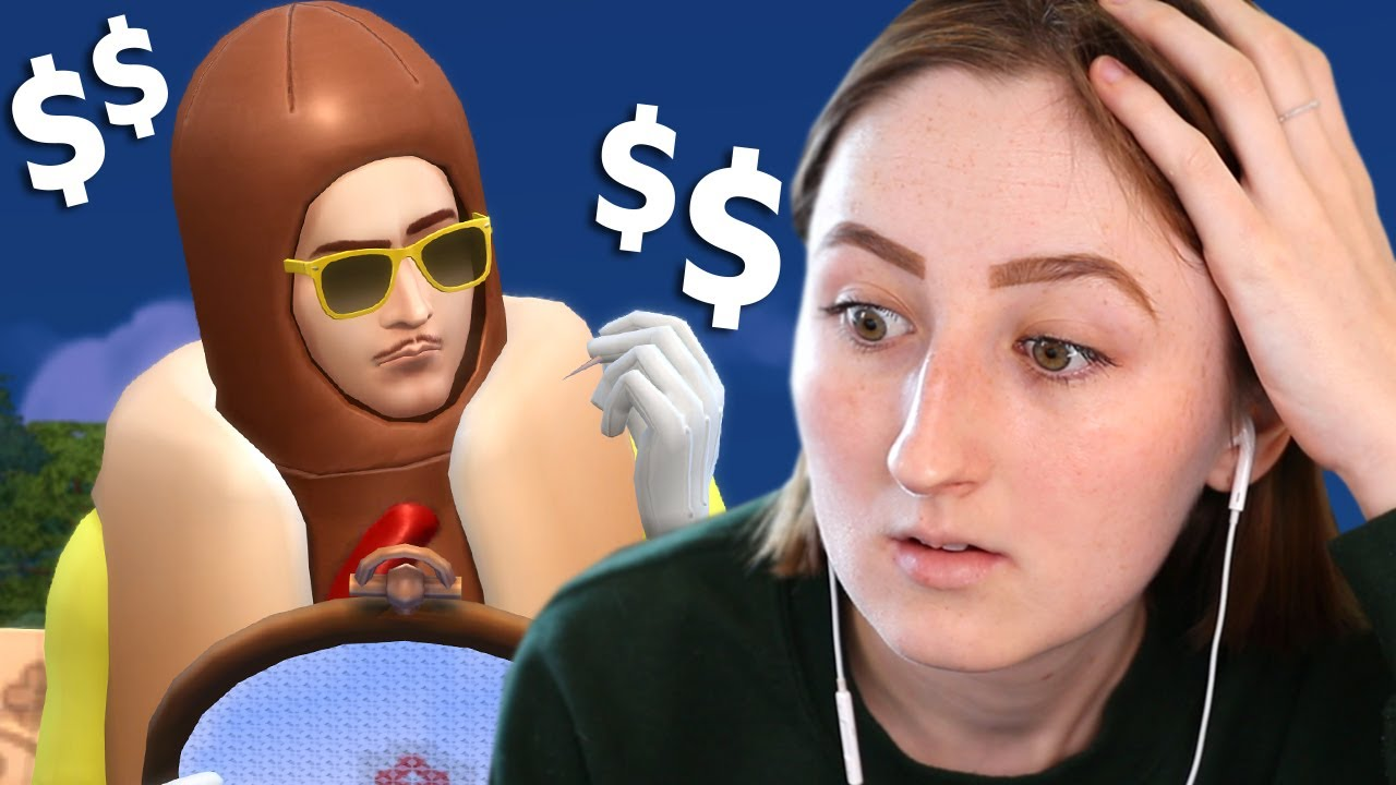 Can you get rich just by cross-stitching in The Sims 4?