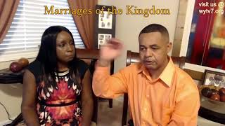 WYTV7 Marriages of the Kingdom  Bringing Order  Back into Christian Marriages