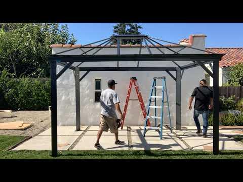 Sojag Aufbauvideo Ventura