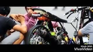 "Cocok buat Story wa drag bike ""DASH UCIHAMERINDUKAN MU mp4"