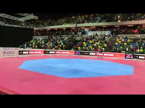 London 2017 World Taekwondo Grand Prix Day 2 - Session 2 - Mat 1