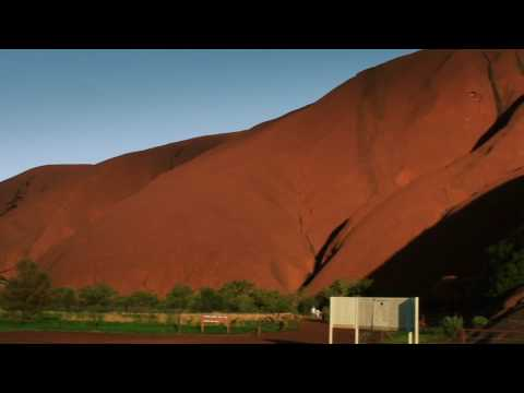 The Ayers Rock and Surroundings, Australia