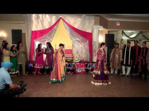 Thug Le dance Mehndi