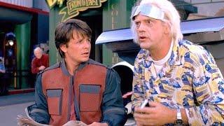 """¡El futuro es hoy! Miles celebran en el mundo la """"llegada"""" de Marty McFly"""
