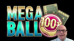 Evolution Live Mega Ball Review, Strategy and Playing Guide