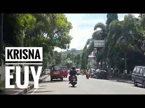 Kota Kecil Di Jawa Bàrat Namun sangat Asri - a small town in western Java, but very beautiful