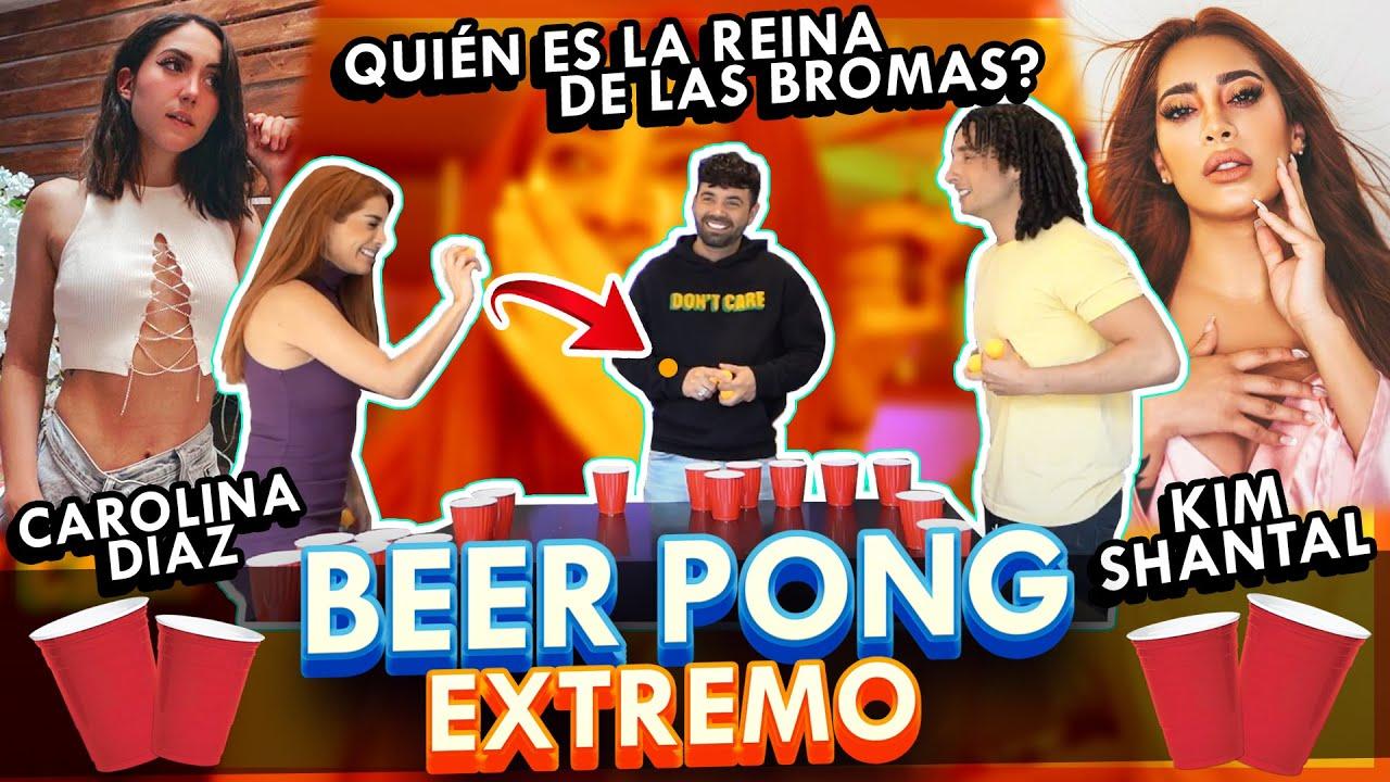 CESAR PANTOJA ES EL QUE MEJOR BESA?!😘 | b33rpong 3xtremo🔥