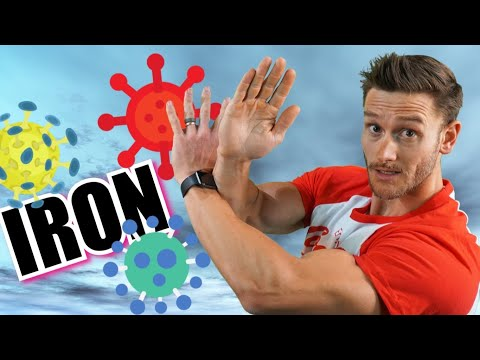 Low Iron Levels? You Need to Watch This