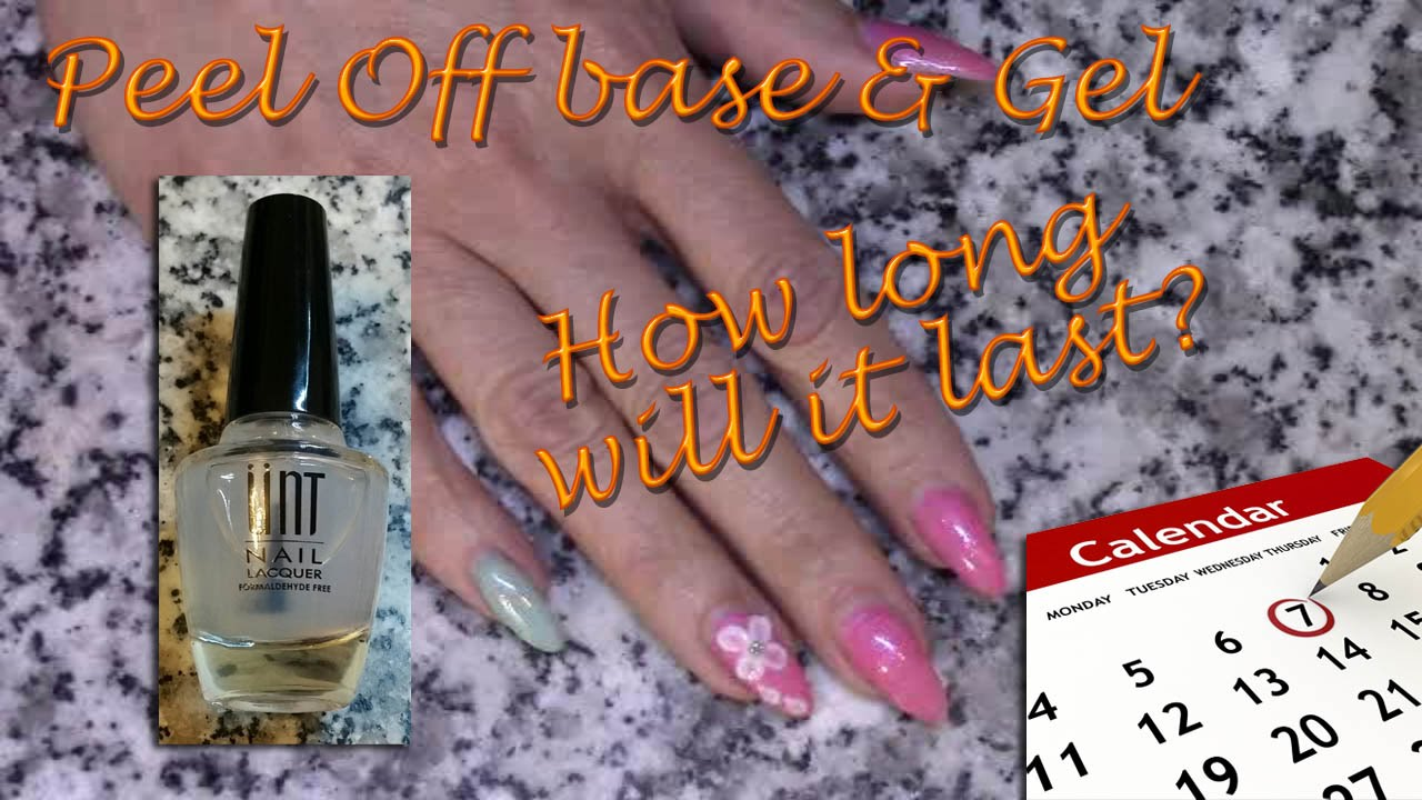 L Off Base Coat Gel Polish How Long Will It Last