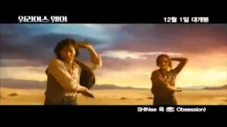 [MV-HQ]-SHINee-Obsession-[The-Warriornamp-39-s-way-OST] - Stafaband