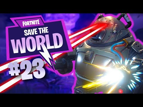 the end fortnite zombies save the world ep 23 fortnite pve campaign ruslar online - end of fortnite