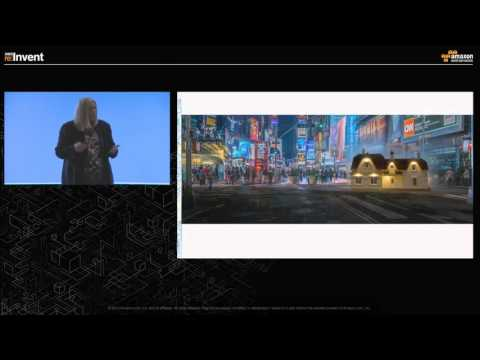 AWS re:Invent 2015 | Sue Gordon- Open Collaboration and Public-Private Partnership