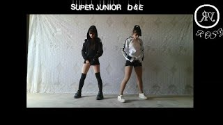 SUPER JUNIOR D&E 슈퍼주니어 D&E B.A.D Dance Cover by ROSY