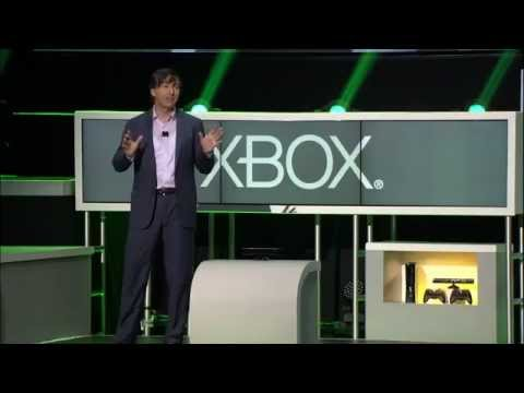 E3 2012: Xbox Media Briefing Highlights