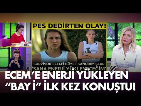 Ecem Karaağaç'a Enerji Yüklediği Iddia Edilen 'Bay İ' 2. Sayfa'ya Konuştu!