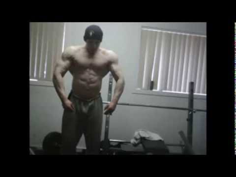 basement bodybuilding beast achieved in a home gym  youtube