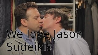 We Love Jason Sudeikis | Compilation of funny Jason Sudeikis moments
