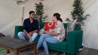 Una veintena de refugiados en Mallorca cuentan su experiencia a pie de calle