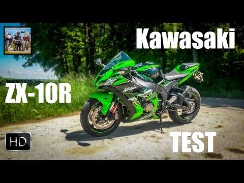 "Kawasaki Ninja ZX-10R TEST | Die ""über"" Ninja...?!"