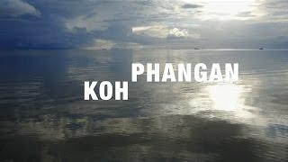 Backpacking Koh Phangan Thailand - Drone & GoPro Edit