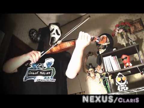 """Played With Violin """" Nexus """" [ ClariS ]"""