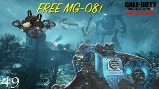 BO3 Zombies - Tips & Tutorials EP #49! How To Unlock A FREE MG-08! Magna Collider Quest On Origins!