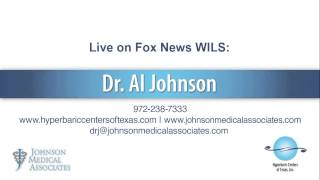 Dr. Al Johnson featured on the radio - 8/15/14