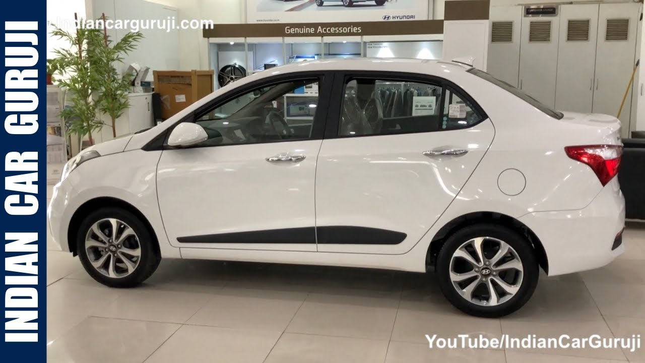 Hyundai Xcent Sx O On Road Price Interior And Features Xcent Top