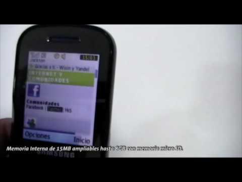 Movistar - Samsung M2520