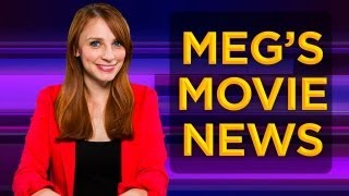 Movies With Meg - Film Center Movie News - 3/1/13 - Kristen Stewart, Jennifer Lawrence Film News HD