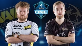CS:GO - NaVi vs. NiP [Cbble] - ESL One Cologne 2016 - Group B(The Counter-Strike: Global Offensive Major is back! ESL One Cologne at the LANXESS arena will not only bring the biggest crowds, but the best in CSGO ..., 2016-07-06T13:54:42.000Z)